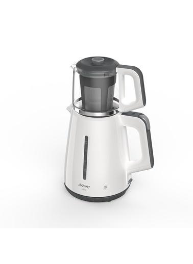 Arzum Ar3061 Çaycı Çay Makinesi Beyaz